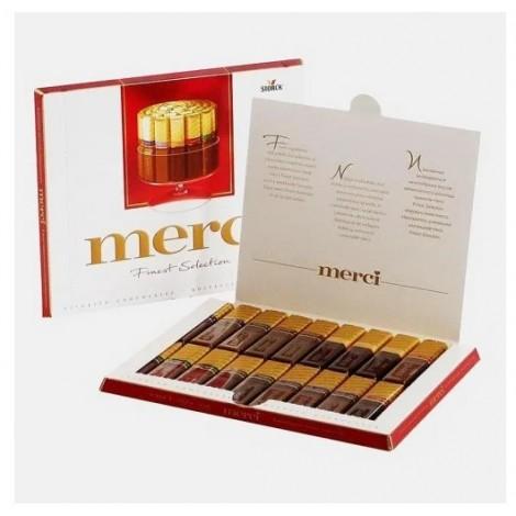 Набор конфет Merci Ассорти в авторской упаковке
